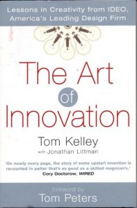 The Art of Innovation - Tom Kelley